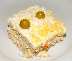 Cuina amb la mestressa: Pastel de verano  http://cuinaamblamestressa.blogspot.com.es/2013/06/pastel-de-verano.html