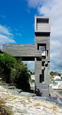 Accessible Ribadeo by abalo alonso arquitectos.