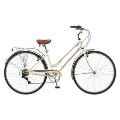 "Schwinn Womens Gateway 28""/700c Hybrid Bike- Cream"