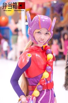 "Honey Lemon by BentoBoxPH.deviantart.com on @DeviantArt - From ""Big Hero 6"", uploaded by the photographer"
