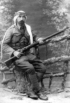 Hovahannes Keledjian of Marash, founder of a rescue team for women and children held by Bedouins.