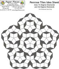 english paper piecing patterns | Free Design Sheets For English Paper Piecing