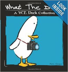 """I love reading photography related cartoons.  One of my favorites is """"What the Duck.""""  You'll love them too. This book is one of a few collections that the author/illustrator put together - and is a perfect gift.  I own them all."""