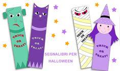 Segnalibri mostruosi Halloween, Spooky Halloween