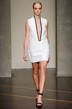 Gianfranco Ferré Spring 2013 Ready-to-Wear Collection Photos - Vogue