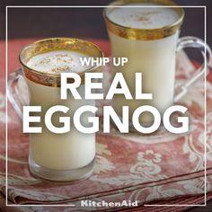 Eggnog Challenge #moretomake