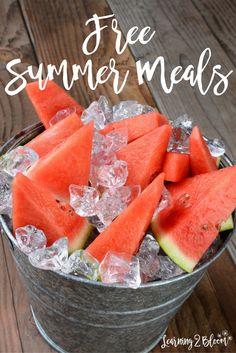 Free summer meals in the Salt Lake area schools and parks for anyone under 18. They also provide meals for adults for a small fee. This is a great way to help keep your food expenses low when your kids are out of school eating you out of house and home.