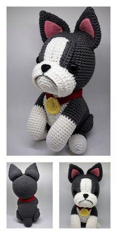 Crocheting is nothing at all but a needle do the job where by the loops of only one thread are interlocked with the assistance in… Crochet Patterns Amigurumi, Amigurumi Doll, Crochet Dolls, Dog Sweater Pattern, Crochet Dog Sweater, Dog Crochet, Stuffed Toys Patterns, Crochet Animals, Crochet Projects