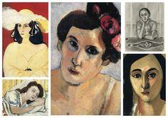 Henri Matisse Collection III (Woman Portrait)