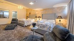 You traveling on family vacation with kids? We have the most luxurylicious room just for your dream family trip. Our Comfot Double room will surely cover all your needs! With our spaciouscozy beds and relaxing interior design you will feel at home and have perfect resting place for daily adventures.      #croatia #croatiafulloflife #split #primaluceluxuryrooms #homestyle #bed #bedroomdesign #bedding #color #colorpop #magenta #modelhome #realestate #interiorstyle #interiordesigns…