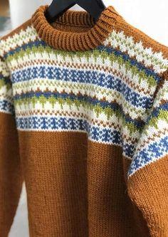 Sjekk DE tøffe fargene til Oskargenser - Knitting Inna Men Sweater, Knitting, Sweaters, Fashion, Velvet, Moda, Tricot, La Mode, Breien