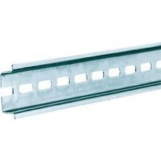 Rittal 2313750 DIN-rail Geperforeerd Plaatstaal 2000 mm 1 stuks  Lengte is afgestemd op de montageprofielen in de aansluitdozen. Klik verder voor meer info.  EUR 12.81  Meer informatie
