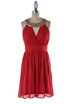 Red dress | Pinned by: @900ks
