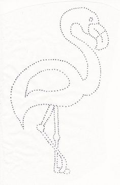 Flamingo for string artBirthday piña y flamencoFlamingo com moldeDiscover recipes, home ideas, style inspiration and other ideas to try.How to draw a flamingo Paper Embroidery, Bead Embroidery Jewelry, Beaded Embroidery, Embroidery Patterns, Doily Patterns, Embroidery Dress, Dress Patterns, String Art Templates, String Art Patterns