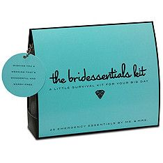 Bridessentials Survival Kit at The Knot Wedding Shop