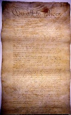The Constitution Con (A Sad Tale of Parchment Idolatry) by #MichaelTsarion
