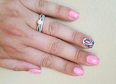 Sparkling pink