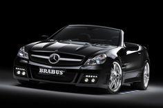 Mercedes Benz SL Brabus