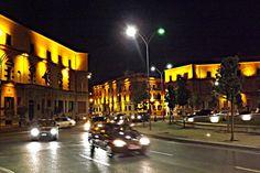 Tirana-Shqiperi-Albania-foto-Albert-Vataj-naten-Gusht-viti-2014 (23) Kompleksi i ministrive