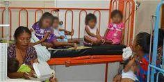 Y siguen muriendo los niños en Colombia por desnutrición...a pesar de todo - Hoy es Noticia - Rosita Estéreo