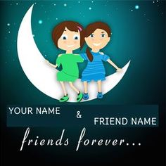 Create Friendship Day 2015 Greetings With Your Name