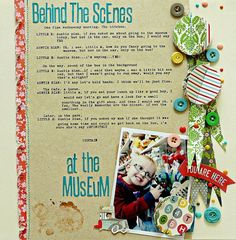 8 Voices To Capture in Scrapbook Journaling and Titles | Sian Fair | Get It Scrapped