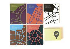 Bronze Award for Senseable City Guides by studio FM milano srl City Branding, Branding Design, Logo Design, Layout Design, Map Design, Graphic Design, Design City, Corporate Design, Map Logo