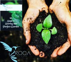 Free Gardening Guide when you buy your new Garden Tools! www.rocaproducts.com
