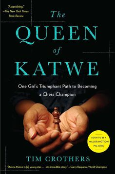 Summer reading ideas: The Queen of Katwe by Tim Crothers