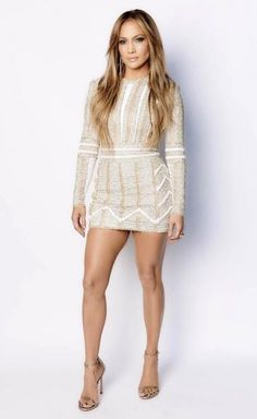 Jennifer Lopez's Head-to-Toe Looks from Seasons 14 and 15 of American Idol - April 15, 2015 from InStyle.com