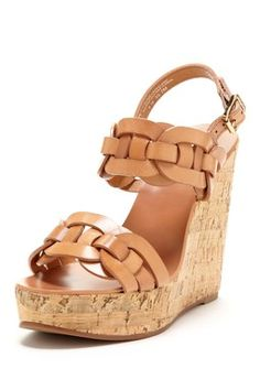 Tory Burch Calyca Wedge Sandal