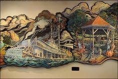 Ozark Mural