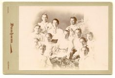 Vintage 1880s Cabinet Card Photo of Quilters with Finished Patchwork Quilt ID   eBay