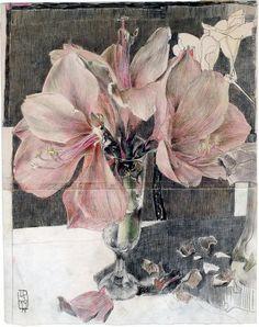 1929年にドイツのハンブルグで生まれたHorst Jansen(ホルスト・ヤンセン)作品