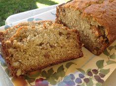 Recipe of the Day: Betty's Best Banana Nut Bread