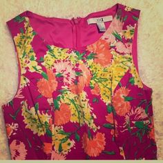 Floral summer dress Excellent condition ! Forever 21 Dresses Mini