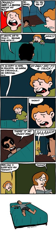 Saturday Morning Breakfast Cereal- so peaceful