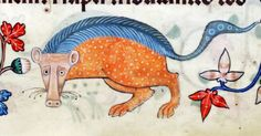 Luttrell Psalter, England ca. 1325-1340 (British Library, Add 42130, fol. 150r) It's About Time