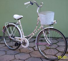 Winter is coming :P perfect time for a new flower bike!!!