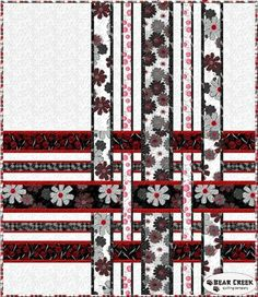 Cherry Pop Free Quilt Pattern by Wilmington Prints