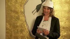 Inspiratiepodium #19. Pauline Meijwaard maakte een gedichts op Inspiratiepodium #19 van het Inspiratiehuis Arnhem, 23 april ...