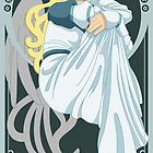 Odette Nouveau - Swan Princess by CptnLaserBeam