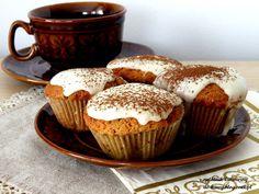 Nigella's cappuccino cupcakes mmmm!