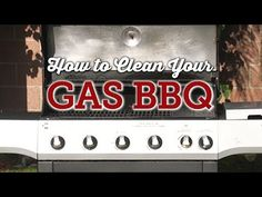 For active grillers, BBQ aficionados and outdoor culinary types, the grill is a centerpiece of quality time at home. Keeping your gas grill clean is essential Clean Stainless Steel Grill, Clean Grill, Clean Oven, Deep Cleaning Tips, Cleaning Hacks, Cleaning Wipes, Grill Cleaning, Cleaning Products, Bbq Grill Cleaner