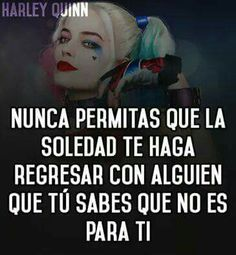 People Quotes, Sad Quotes, Life Quotes, Harley Quinn Drawing, Joker And Harley Quinn, Jenni Rivera, Motivational Phrases, Madly In Love, Love Messages