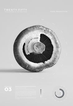 Twenty-Fifty is a visual exploration of the global food crisis predicted for the year two thousand and fifty – a result of the inability of the earth's natural resources to meet future demand.The project, created by visual communication designer Gemma Warriner, presents a series of eight data visualization posters, each exposing one primary issue responsible […]</p>