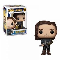 Funko Pop Avengers: Infinity War Bucky Barnes with Weapon Pop! Vinyl Figure entire Marvel movie universe unites, once and for all. This Avengers: Infinity War Bucky Barnes with Weapo. Funko Pop Marvel, Marvel Avengers, Marvel Pop Vinyl, Avengers Film, Marvel Comics, Lego Marvel, Marvel Infinity, Avengers Infinity War, Bucky Barnes