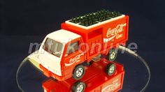 TOMICA 105C COCA-COLA ROUTE TRUCK   1/78   JAPAN   105C-1   FIRST   1996 ST BOX