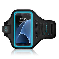 Galaxy S7 Armband - LOVPHONE Easy Fitting Sport Running E...…