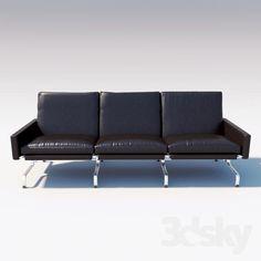 Sofa Fritz Hansen